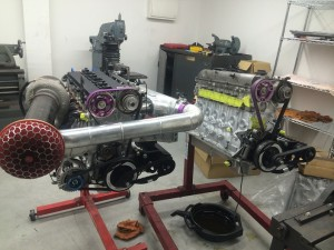 2JZ ファットファイブ コンプリートエンジン